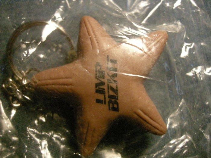 LIMP BIZKIT KEYCHAIN pooping chocolate starfish key chain NEW!