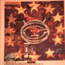U2 DECAL not STICKER Zooropa album art U-2 VINTAGE