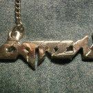 EXTREME METAL NECKLACE classic logo nuno VINTAGE