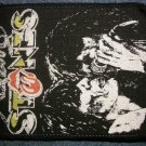 THE ROLLING STONES sew-on PATCH mick & keith import VINTAGE