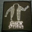 SHAKIN STEVENS sew-on PATCH jacket logo VINTAGE