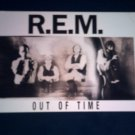 R.E.M. POSTCARD Out of Time rem IMPORT