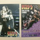 KISS TRADING CARD Series 1 P3 ace frehley pic PROMO
