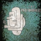 THE PSYCHOHOLICS SHIRT logo san antonio texas XL HTF!