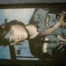 ELVIS PRESLEY sew-on PATCH army photo import VINTAGE