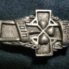 HOUSE OF PAIN METAL PIN celtic cross shamrock badge VINTAGE SALE