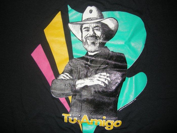 LITTLE JOE SHIRT Tu Amigo 30th Anniversary tejano latin XL