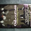 THE OSBOURNES TRADING CARDS ozzy sharon jake kellie SEALED PACK!