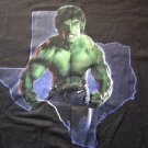 LOU FERRIGNO SHIRT The Incredible Hulk texas sci-fi expo XXL 2XL NEW!