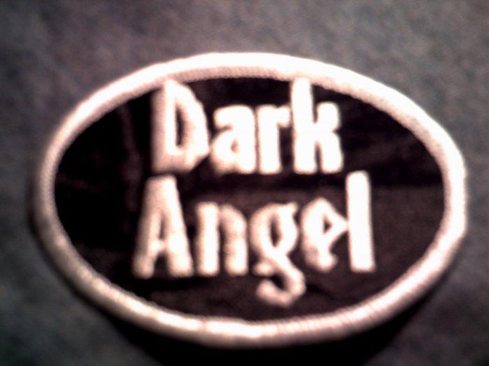 DARK ANGEL iron-on PATCH logo goth hot topic NEW!