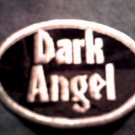 DARK ANGEL iron-on PATCH logo goth hot topic NEW!