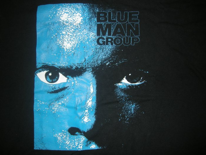 BLUE MAN GROUP SHIRT the Complex black L