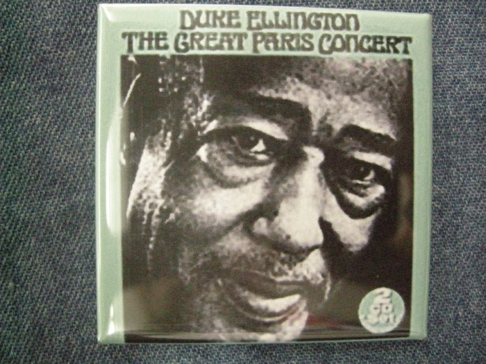 DUKE ELLINGTON MAGNET The Great Paris Concert big band jazz VINTAGE