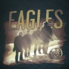 THE EAGLES TOUR SHIRT Long Road Out of Eden XXL 2XL