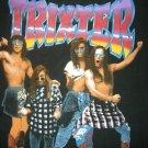 TRIXTER SHIRT 1991 Tour Kicked My Ass Live L VINTAGE