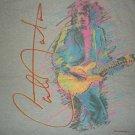 SANTANA SHIRT 1986 Tour carlos L VINTAGE 80s SALE