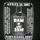 RAM JAM 2007 SHIRT Los No 3 Dinners Suzy Bravo eric hisaw taco land sam's texas XL