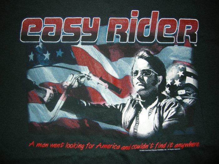 EASY RIDER SHIRT Looking For America peter fonda movie licensed M