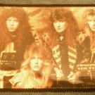 STRYPER sew-on PATCH band photo IMPORT
