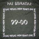 PAT BENATAR SHIRT New Years 1999-2000 las vegas glitter XL NEW