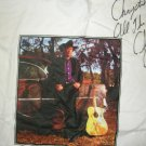 CHAD AUSTIN SHIRT All My Dreams country L AUTOGRAPHED