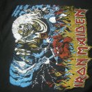 IRON MAIDEN SHIRT Number of the Beast M VINTAGE 80s