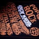 BILL GRAHAM SHIRT Pop Op Rock andy warhol velvet underground mothers zappa fillmore XL