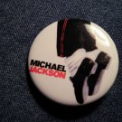 MICHAEL JACKSON PINBACK BUTTON moonwalk licensed NEW
