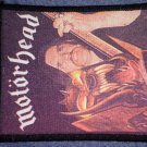 MOTORHEAD sew-on PATCH Lemmy orgasmatron VINTAGE