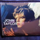 JOHN TAYLOR sew-on PATCH photo duran duran VINTAGE