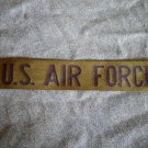 U.S. AIR FORCE sew-on PATCH usaf strip LOT OF 6