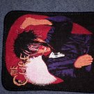 THE CURE sew-on PATCH robert smith VINTAGE