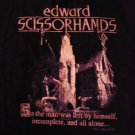 EDWARD SISSORHANDS SHIRT All Alone castle youth M SALE