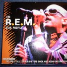 CD R.E.M. star profile documentary book rem