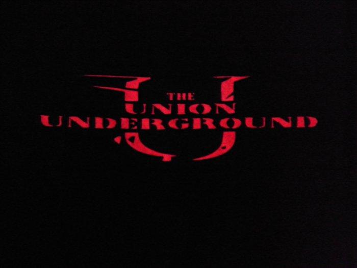 THE UNION UNDERGROUND SHIRT Union Heads XL