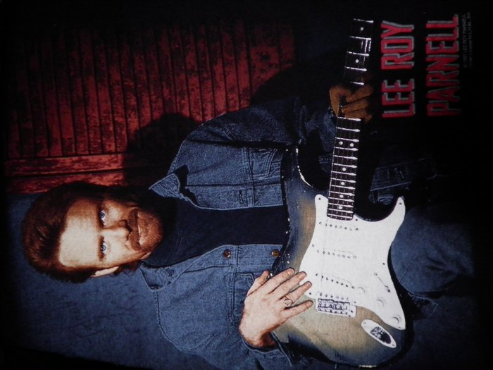 LEE ROY PARNELL SHIRT Every Night's A Saturday Night country XL SALE