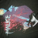 MALICE TOUR SHIRT Licensed To Kill Tour 87 XL VINTAGE