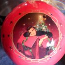 ELVIS PRESLEY ORNAMENT elvis in a box red christmas holiday NEW
