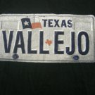 VALLEJO SHIRT Texas Tour 99 latin celis pale bock XL