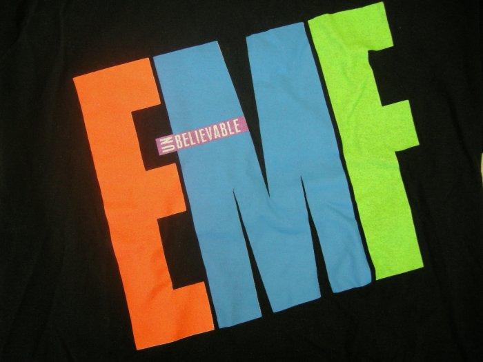 EMF SHIRT Unbelievable 2-sided XL
