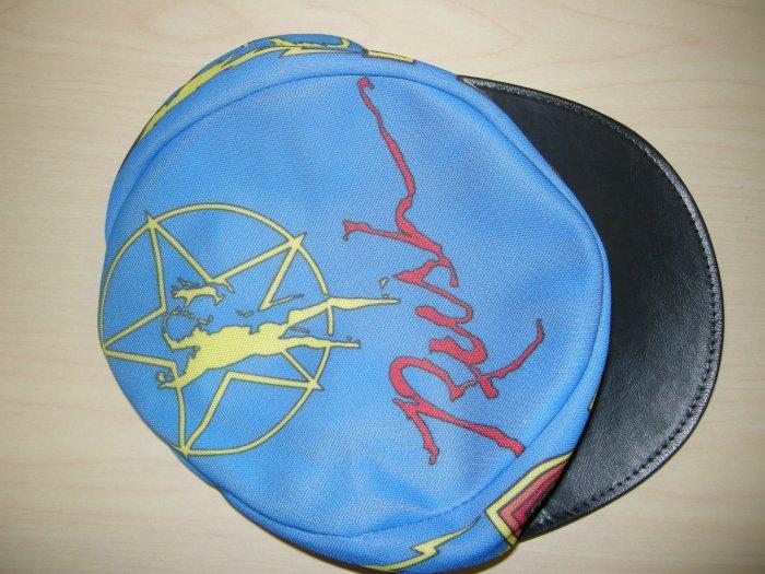 RUSH HAT starman painters cap hat VINTAGE