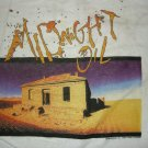 MIDNIGHT OIL SHIRT Diesel and Dust L VINTAGE 80's