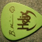 HELIX GUITAR PICK Brent Nieni green SALE