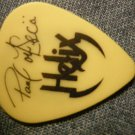 HELIX GUITAR PICK Paul Fonseca yellow SALE