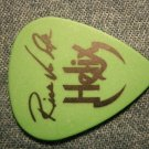 HELIX GUITAR PICK Rick Vandyk green SALE