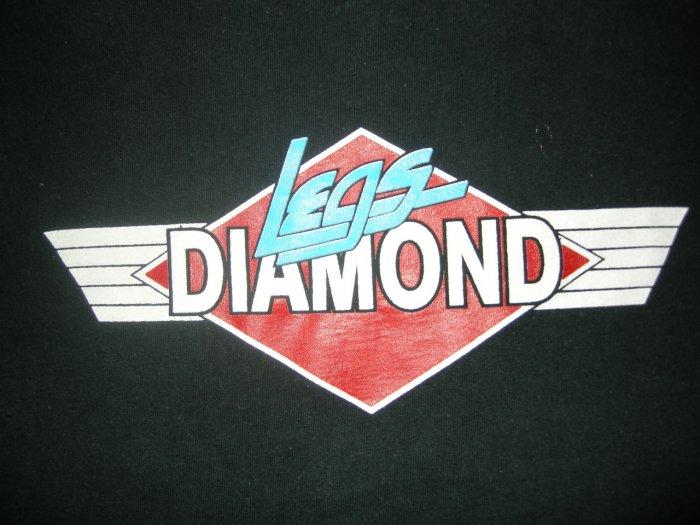 LEGS DIAMOND TOUR SHIRT 2004 Tour san antonio texas L NEW