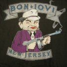 BON JOVI SHIRT New Jersey The Brotherhood 1989 Tour XL VINTAGE
