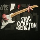 ERIC CLAPTON SHIRT 1998 World Tour Live XL