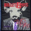 BULLETBOYS sew-on PATCH Pigs In Mud bullet boys import SALE