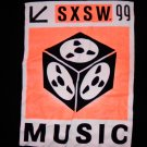 SXSW SHIRT 1999 south by southwest texas L STAFF ONLY
